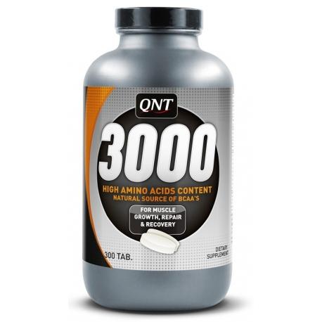 QNT Amino 3000 - 300 tabletek