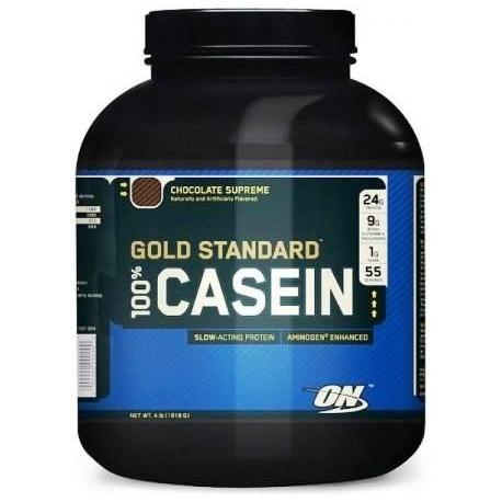 Optimum Casein 100% - 1800g