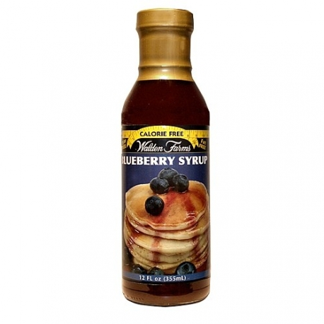 Walden Farms Blueberry syrop 355 ml