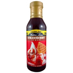 Walden Farms Strawberry Syrup 355ml
