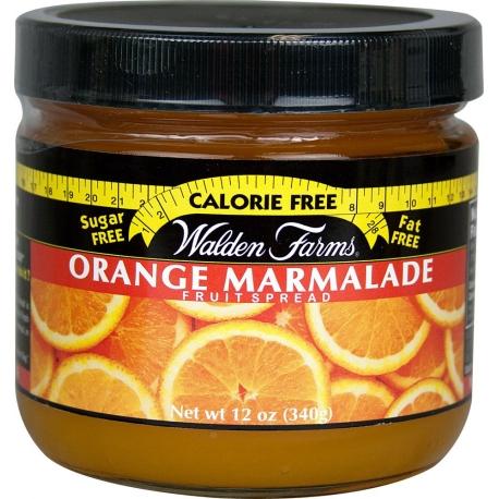 Walden Farms Fruit Spread Orange 340g