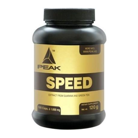 Peak Speed - 120 kaps.