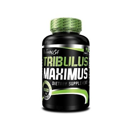 Bio Tech USA Tribulus Maximus - 90 tabs. [1500mg Tribulus/1kaps.]