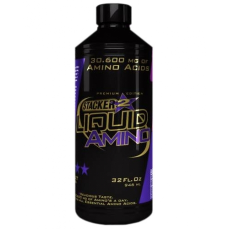 NVE Stacker LIQUID AMINO 946ml