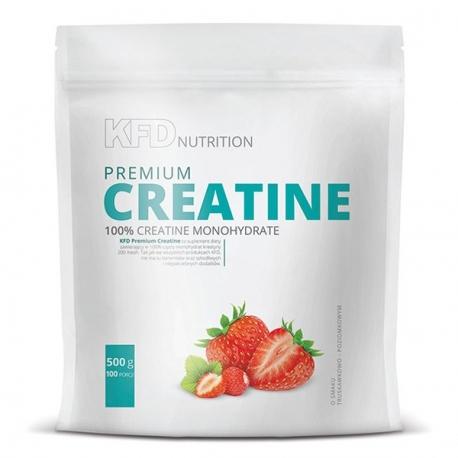 KFD Premium Creatine - 500 g (Kreatyna - Monohydrat)