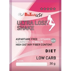 Bio Tech USA Ultra Loss Shake - 30g (próbka)