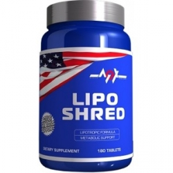 Mex Lipo Shred 120tab.
