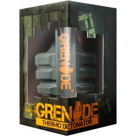 Grenade THERMO BURNER - 100kap.