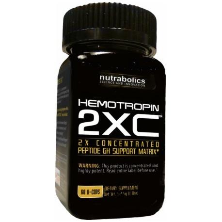 Nutrabolics Hemotropin 2xc - 60tab