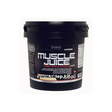 Ultimate Muscle Juice Revolution 2600 - 5000 g