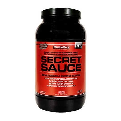 Muscle Meds Secret Sauce 1420g