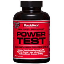 Muscle Meds RX - Power Test 168 tab.