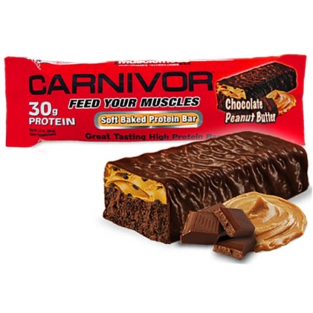 Muscle Meds - Carnivor Bar 91g