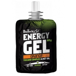 Bio Tech USA - Energy Gel 60g