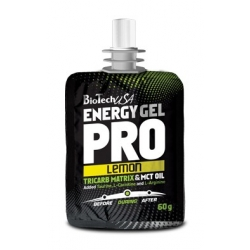 Bio Tech USA Energy Gel Professional 60g