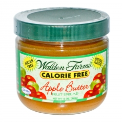 Walden Farms Fruit Spread Apple butter 340g