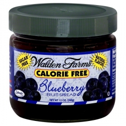 Walden Farms Fruit Spread Blueberry 340g