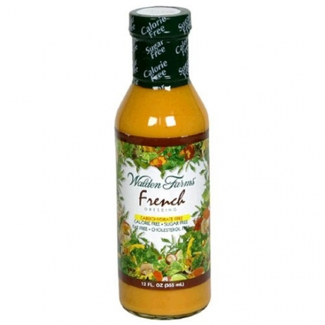 Walden Farms Salad Dressing French 355ml