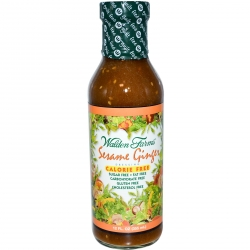Walden Farms Salad Dressing Sesame Ginger 355ml