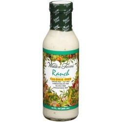Walden Farms Salad Dressing Ranch 355ml
