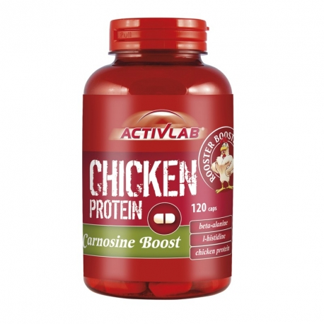 Activlab Chicken Carnosin Boost 240kaps.