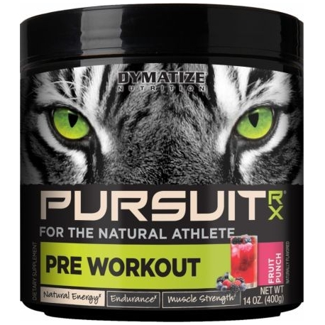 Dymatize Pursuit RX Pre Workout 400g