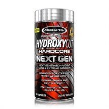 Muscletech Hydroxycut Next Gen 100 kaps.