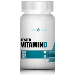 Tested Vitamin D3 90 kaps