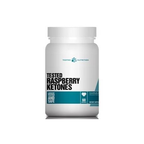 Tested Raspberry Ketones 60 kaps