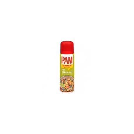 PAM Olive Oil Oliwa do beztłuszczowego smażenia 141g
