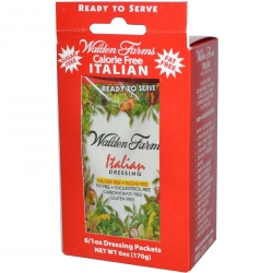 Walden Farms Italian Dressing 6 sasz