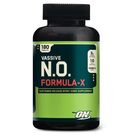 Optimum Vassive N.O. Formula-X 180 tab