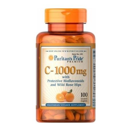 Puritans Pride Vitamin C-1000