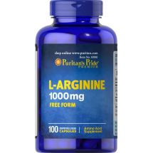Puritans Pride L-Arginine 100cap