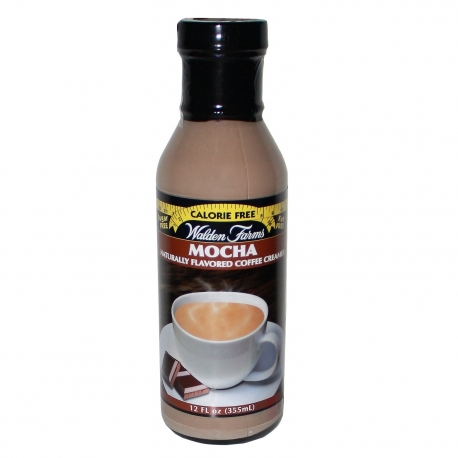Walden Farms Coffee Creamer Mocha 360ml