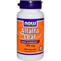 Now Alfalfa Herb 100 kap.
