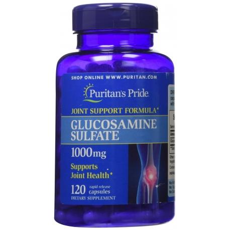 Puritans Pride Glucosamine Sulfate 60 kaps