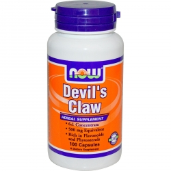 Now Foods Devils Claw 100 kap.