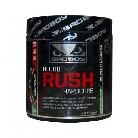 Blood Rush Hardcore 375g