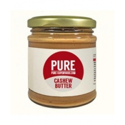Pure Natural Organic Cashew Butter 170g