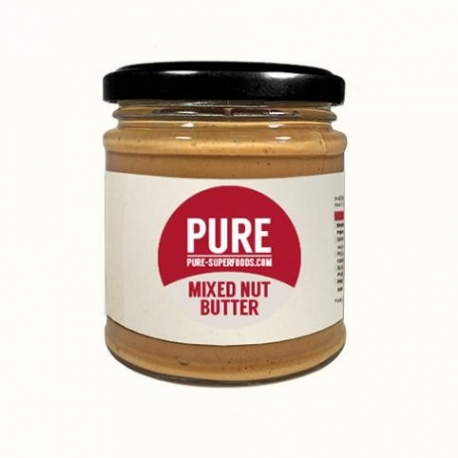 Pure Natural Organic Mixed Nuts Butter 250g