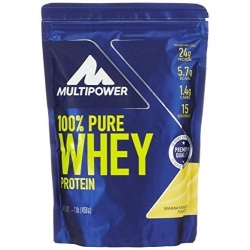 Multipower 100% Pure Whey Protein 450g