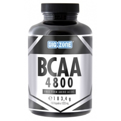 Big Zone Bcaa 4800 150caps.