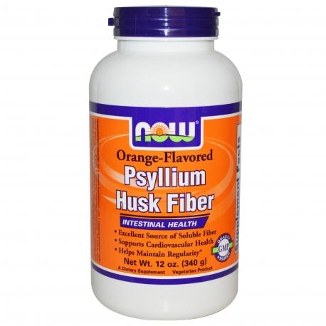 NOW Foods Psyllium Husk Fiber 340g