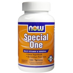 NOW Foods Special One 90 tab.