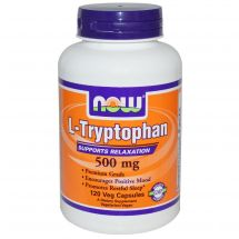 NOW Foods L-Tryptophan 60tab.