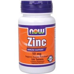 Now Foods Zinc Gluconate 100tab.