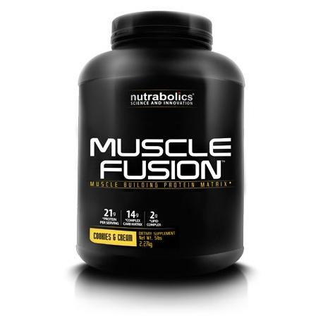 Nutrabolics Mass Fusion 2270g
