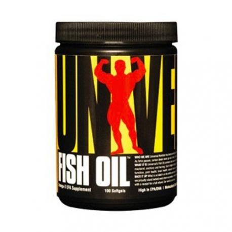 Universal Fish oil 100kap.