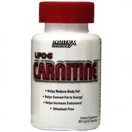 Nutrex L-Carnitine - 60 kaps